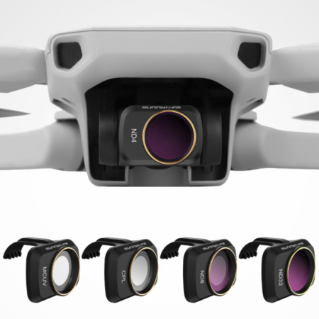 Sunnylife Camera Lens Filter ND CPL NDPL MCUV for DJI Mavic Mini RC Drone Quadcopter
