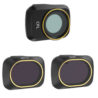 URUAV Camera Lens Filter Combo Set UV/CPL/ND4/ND8/ND16/ND32/NDPL for DJI Mini 2 RC Drone