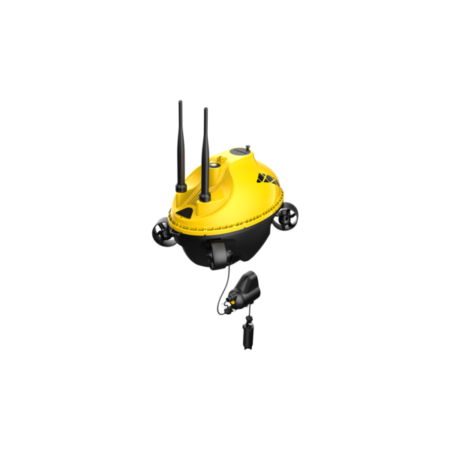 CHASING F1 Fish Finder Drone 28m Working Depth 6 Hours Runtime Wireless Underwater Fishing Camera