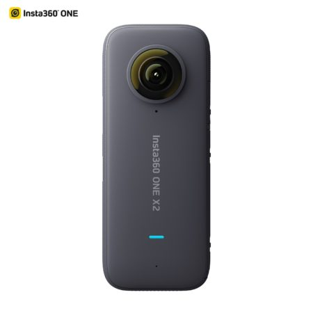 Insta360 ONE X2 FlowState Stabilization Panoramic Action Camera 5.7K 30fps LCD Touch Screen 10m Body Waterproof HDR APP Editing